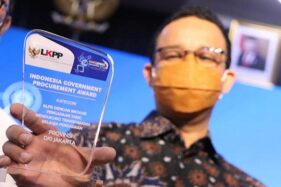 Gubernur DKI Jakarta Anies Baswedan. (Twitter-@DKIJakarta)