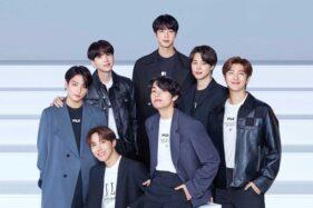 BTS menjadi artis Korea pertama yang memiliki album bersertifikat platinum di Amerika Serikat. (Bisnis-Dok.)