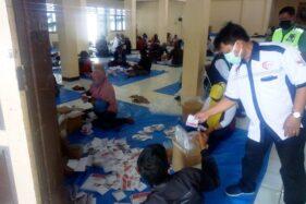 KPU Grobogan Mulai Pelipatan dan Penyortiran 1,1 Juta Surat Suara