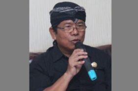 Y.F. Sukasno. (Istimewa)