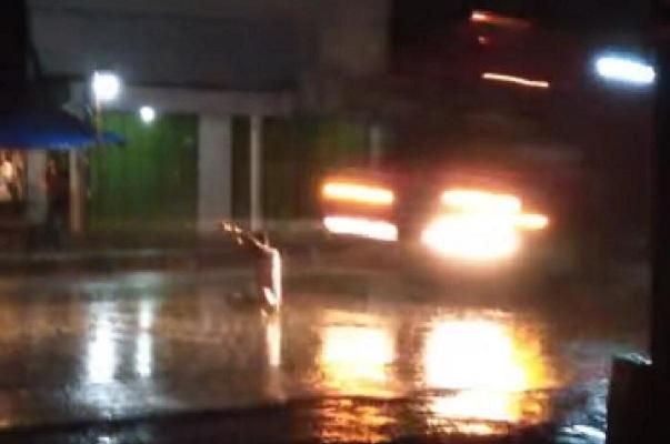 Segini Kecepatan Truk Pertamina yang Tabrak Pria Duduk di Jalan Madiun