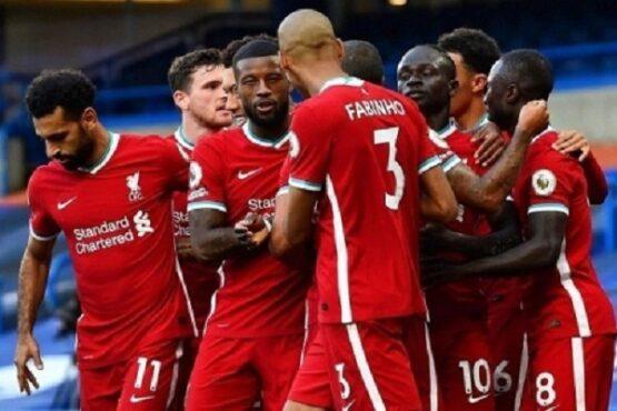 The Reds masih dihantam gelombang cedera menjelang laga melawan Leicester City di Stadion Anfield, Liverpool , Inggris, Senin (23/11/2020). (Instagram-@liverpoolfc)