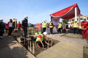 Pembangunan Pasar Legi Solo Dimulai, Wali Kota: Ada Yang Berani Lakukan Pungli, Tendang Saja!