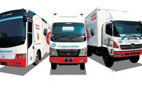 Pandemi Covid-19 berdampak buruk, sehingga Rosalia Indah Group memberi harga khusus pelaku UMKM untuk memanfaatkan jasa Rosalia Express.
