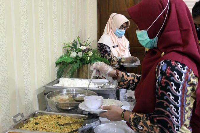 Ingat! Satgas Covid-19 Sragen Sudah Keluarkan SOP Hajatan Saat Pandemi