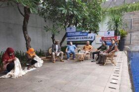 Salah satu agenda diskusi warga terkait Pilkada Serentak 2020 yang diikuti forum KIM di Pekalongan, Jawa Tengah (Jateng), Kamis (19/11/2020). (Semarangpos.com-Kemkominfo)