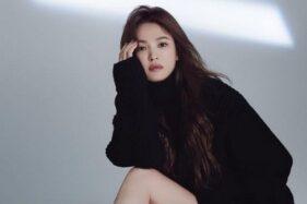 Song Hye-kyo. (Bisnis-Dok,)