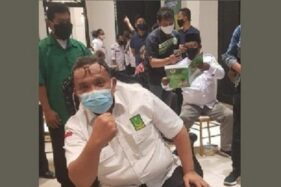 Tunjukkan Keseriusan Dukung Gibran, DPP Partai Bulan Bintang Datangi Solo