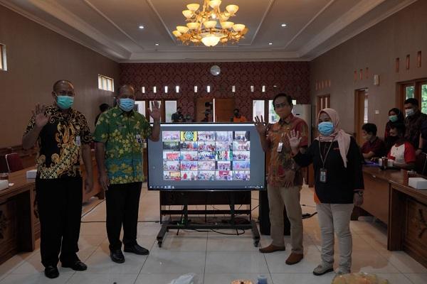 Pemkab Klaten Salurkan JPS Tahap VI Untuk 60.367 KK
