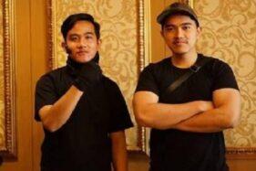 Dua anak Presiden Joko Widodo, Gibran Rakabuming, dan Kaesang Pangarep. (Instagram-@kasesangp)