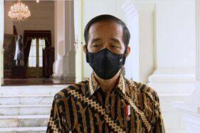 Presiden Joko Widodo (Jokowi). (twitter/@fadjroeL)