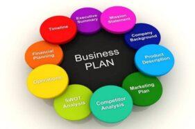 Ilustrasi strategi bisnis. (Bisnis-Dok.)