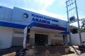 RSU Ananda Salatiga milik UKSW Salatiga. (vymaps.com)