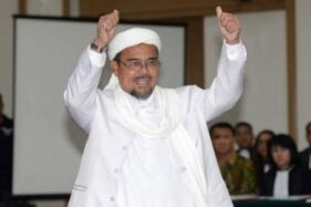 Rizieq Syihab (Detik.com/AFP)