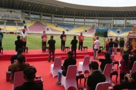 Bhayangkara Solo FC Diluncurkan, Dihadiri Petinggi PSSI & PT LIB