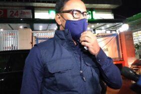 Bima Arya di RS UMMI Bogor (Tim Detik.com)
