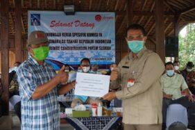 Kunjungan Spesifik Komisi IV DPR ke Kabupaten Sleman. (Kementan)
