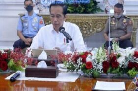 Presiden Joko Widodo. (Covid19.go.id)