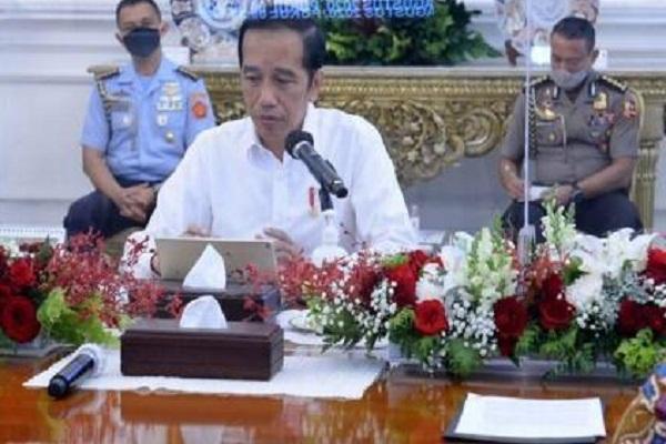 Presiden Jokowi: Vaksin Covid-19 Gratis untuk Masyarakat
