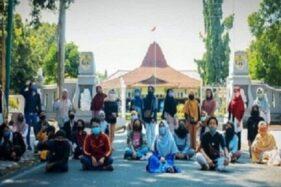 SSC Bangkitkan Pemuda Sragen Bersatu Serukan 3M