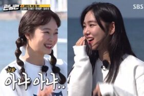 Running Man 527: Han Ji Eun Ungkap Sook Jeon So Min Saat Kuliah
