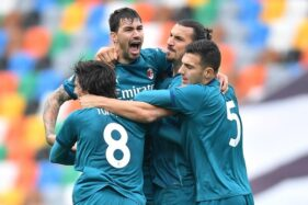 AC Milan (REUTERS/Daniele Mascolo)