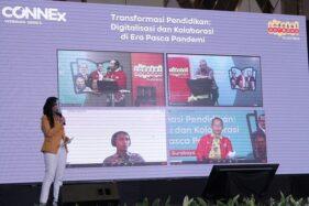 Acara Edu Connex yang digelar Indosat Ooredoo. (indosatooredoo.com)