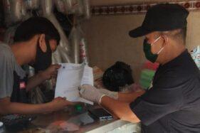 Hasil Tes Swab Seluruh Pedagang Pasar Sidoharjo Wonogiri Sudah Keluar, Ini Hasilnya