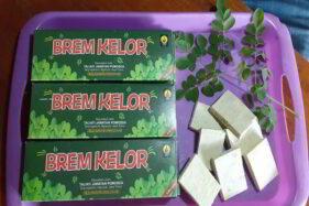 - Brem kelor produksi Romadhon, pengrajin brem dari Desa Kaliabu, Kecamatan Mejayan, Kabupaten Madiun. (Abdul Jalil/Madiunpos.com)