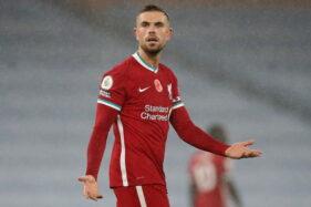 Jordan Henderson Teken Kontrak Baru di Liverpool hingga 2025