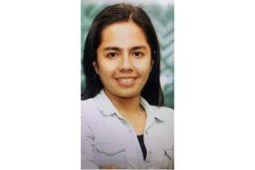 Maria Y. Benyamin (Istimewa/Dokumen pribadi)