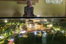 Ketua Real Estate Indonesia (REI) Soloraya, Maharani. (Farida Trisnaningtyas/Solopos)