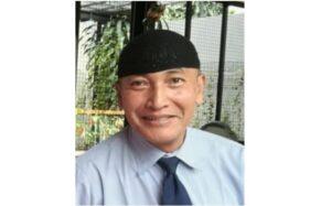 Raden Hary Sutrasno (Istimewa/Dokumen pribadi)