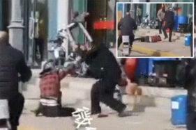 Kesal, Pria Ini Tega Pukuli Istri di Pinggir Jalan Hingga Tewas