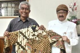 Batik Wawali Solo Masuk Museum Pasoepati, Kok Bisa?