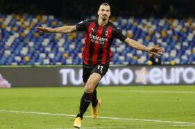 Habis Cetak 2 Gol, Zlatan Ibrahimovic Malah Cedera