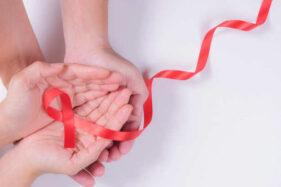 Ilustrasi anak dengan HIV/AIDS. (Freepik)
