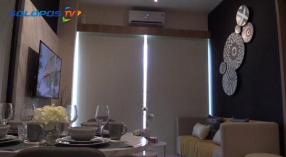 Al Azhar Icon Solo, apartemen Islami di Kota Solo.