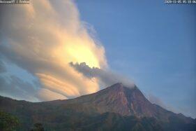 Status Tanggap Darurat Letusan Gunung Merapi di Klaten Diperpanjang