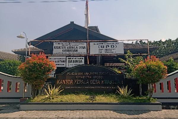 3 Kantor Kepala Desa di Sukoharjo Lockdown