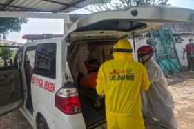 Mengeluh Sakit, Wanita Grobogan Meninggal di Pasar Nglangon Sragen