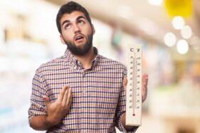 Cuaca panas bikin gerah dan tak nyaman (istimewa/Freepik)