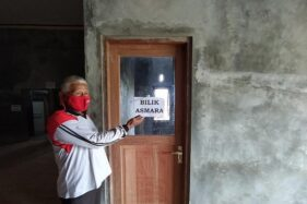 Wih Ada Bilik Asmara di Pengungsian Merapi Magelang, Fasilitasnya Yahud