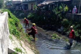 Kali Jenes di Pasar Kliwon Solo Alami Pendangkalan, Awas Banjir!
