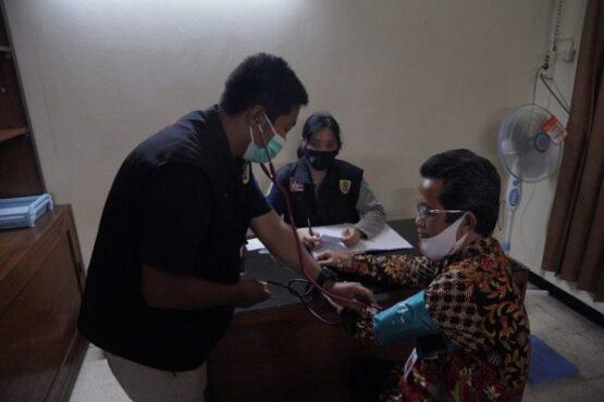 Layanan kesehatan untuk ASN di lingkungan Sekretariat Daerah Kabupaten Klaten, resmi beroperasi pada Jumat (13/11/2020). (istimewa/Bagian Humas Setda Klaten)