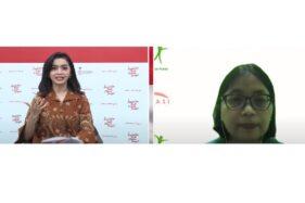 Dialog Produktif bertema Imunisasi Aktif: Mewujudkan Kualitas Hidup yang Lebih Baik yang digelar Komite Penanganan Covid-19 dan Pemulihan Ekonomi Nasional (KPCPEN), Selasa (24/11/2020). (Istimewa)