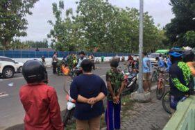 Kecelakaan Mobil Sundul Motor di Jalan Adi Sumarmo Karanganyar, 1 Orang Meninggal