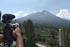 Cerita Biyung Bibi Pelindung Desa Sidorejo Kemalang Klaten dari Erupsi Merapi