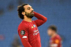 Duel Liverpool vs Atlanta akan diramaikan dengan comebacknya Mohamed Salah. (Instagram-@mosalah)