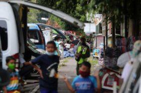 Nekat Buka Lapak di Alun-Alun Utara Solo, PKL Bermobil Bakal Ditindak Tegas